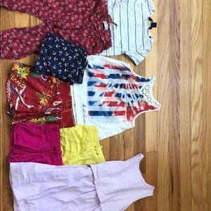 Girls clothes lot size 5 Zara Ralph Lauren